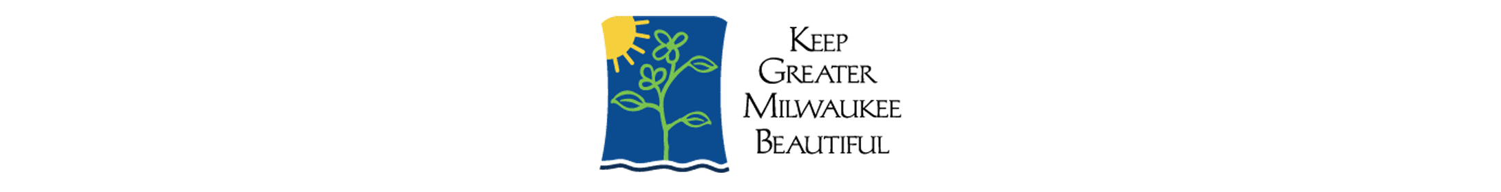 Keep Greater Milwaukee Beautiful Logo