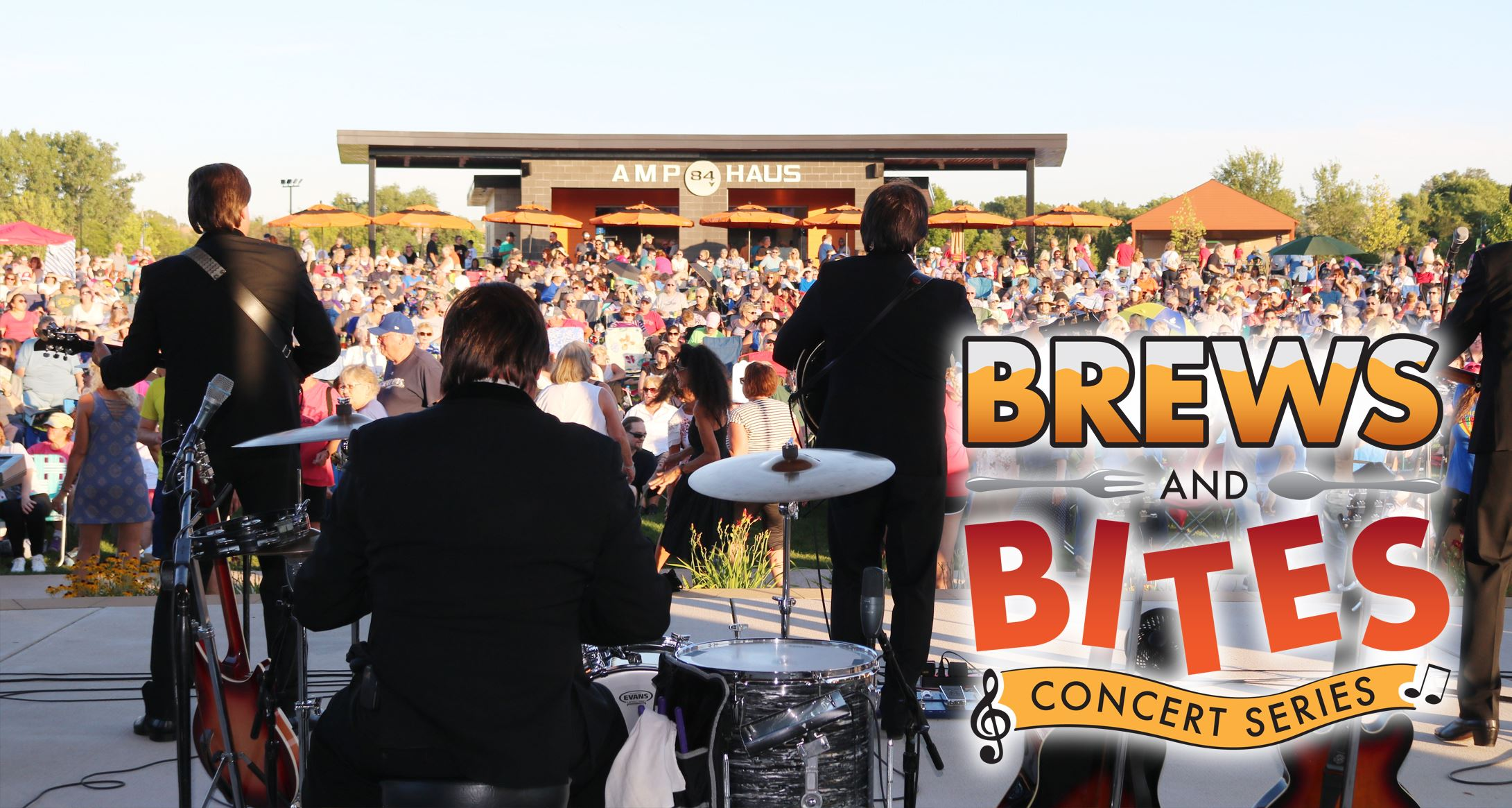 Brews and Bites Concert Series