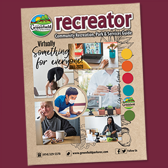 Fall 2020 Recreator Cover